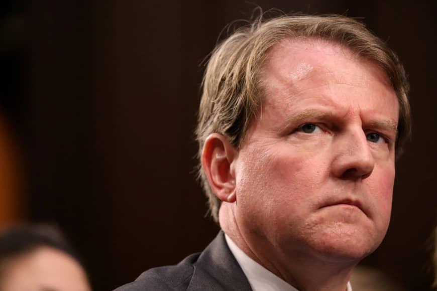Representative Nadler Subpoena Former White House Counsel Don McGahn Testimony
