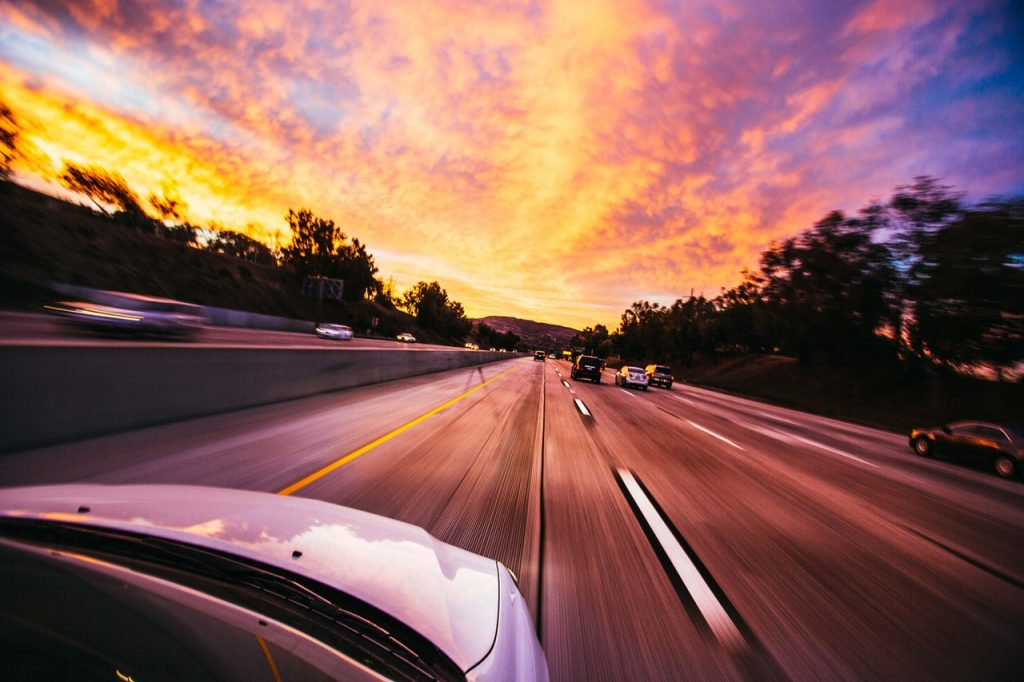 Sunset Car Highway Uber Investment IPO